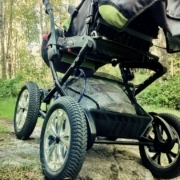 Krasnal Polaris - Barnvagn