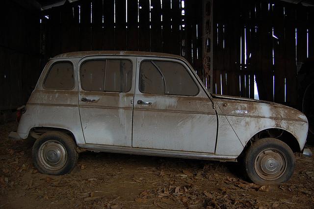 Biltest: Renault 4L (Anti-bilen)