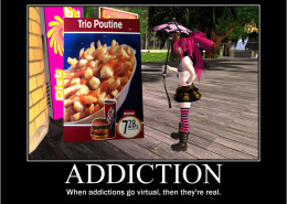 Virtual Addiction