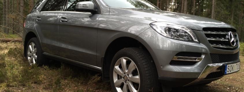 Mercedes-Benz ML 350 CDI 4-matic BlueTec