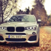 SUV-test: BMW X4