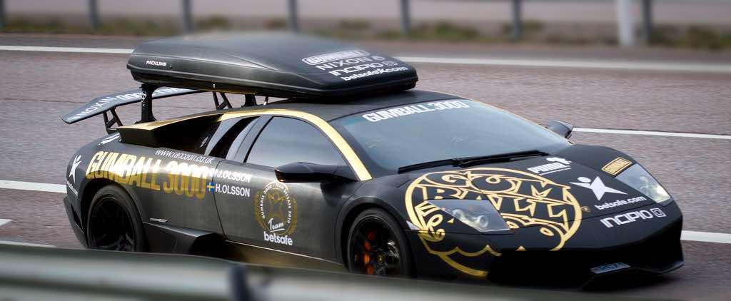 Gumball 3000: Lamborghini Murcielago