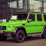 suvtester mercedes g class