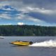 F2 PowerBoat Racing in Nora, Sweden