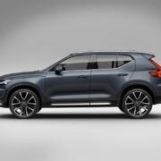 SUV-test: Volvo XC40