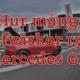 Hur många golfbagar ryms i Mercedes GLC?