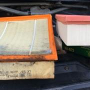 Hur man byter luftfilter på VW Caravelle