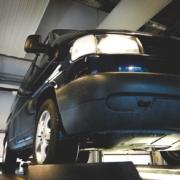 Hjulius på Bilprovningen