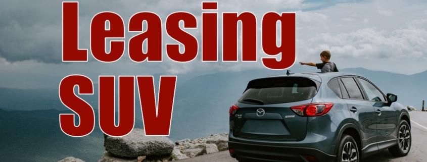 Tips: Privatleasing av SUV