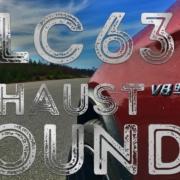 Mercedes GLC 63 S Exhaust Sound