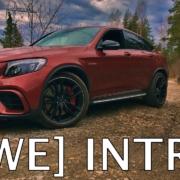 Intro på svenska till Mercedes GLC 63 S AMG