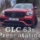 På svenska om prestanda och exteriör hos Mercedes-AMG GLC 63 S