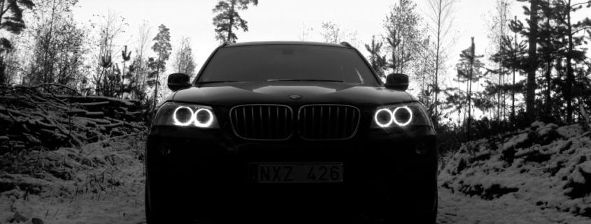 BMW X3 35d