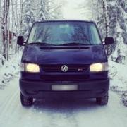 Bensinförbrukning VW Caravelle VR6 på vintern?
