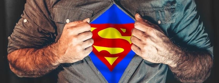 Superhero Björn Sennbrink
