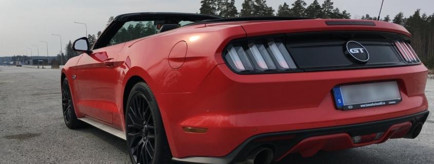 Ford Mustang GT Convertible 5.0 V8 SelectShift -17