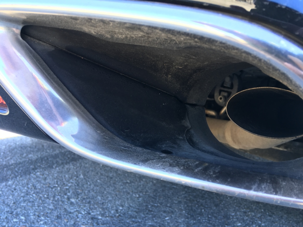cartestr kia proceed exhaust