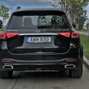 Mercedes-Benz GLE 450 Exhaust Sound