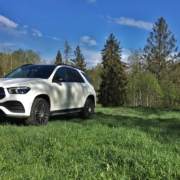 TEST: 2020 Mercedes GLE 300d