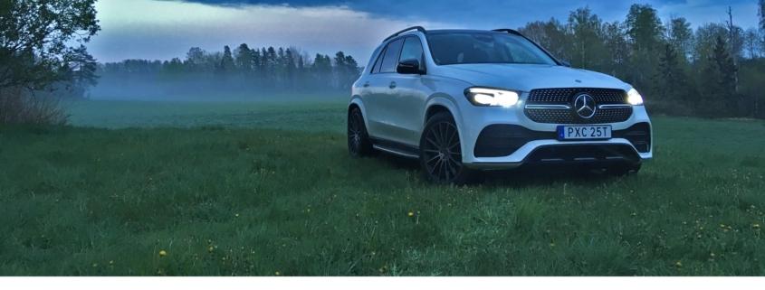 Video om Mercedes GLE 300d