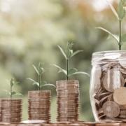 Spara pengar till barnens framtid