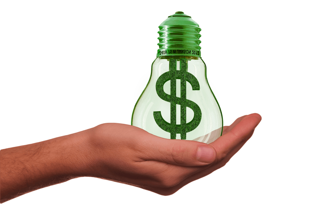 Pengar vs. Hållbarhet