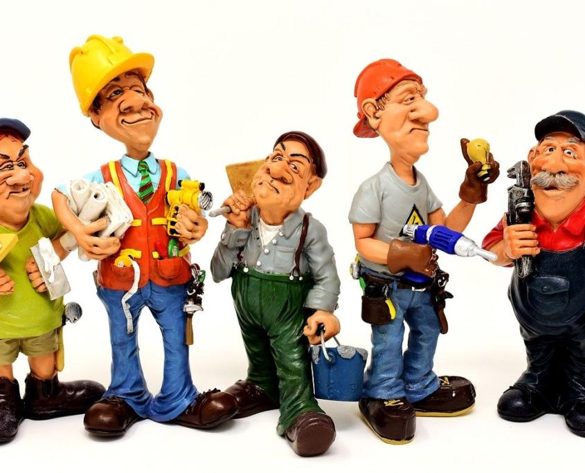 Hantverkare